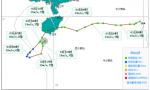 """受""""剑鱼""""残余环流和辐合带影响 海南省风雨天气将持续到6日"""