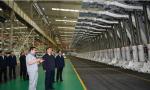 习近平在郑州考察制造业企业发展和黄河生态保护
