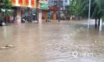 海南廣東等地暴雨在線 南方周末暑熱再襲