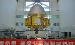 中国火星探测器首次公开亮相 计划于2020年发射