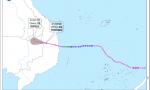 """台风""""麦德姆""""已于30日23时30分在越南沿海登陆!海南未来3天大到暴雨"""