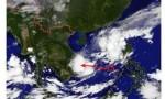 热带低压24小时内将在南海生成 南海中部和南部海域将有持续强风雨天气