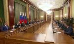 俄罗斯联邦政府辞职