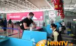 疫情期间三亚凤凰国际机场T2航站楼暂停服务!