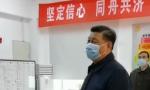习近平:社区防控疫情井井有条 有把握早日夺取胜利