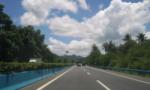 行车请注意!3月16日环岛高速东线段有路面维护施工
