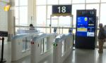 海口美兰国际机场:刷脸通关 快!