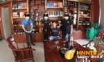 海南警方通報澄邁王積存涉黑涉惡犯罪團伙情況:抓獲24人 現場扣押子彈等