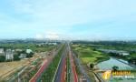 全长约8.5公里!白驹大道改造及东延长线今天正式通车