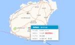 """今年第3号台风正式命名为""""森拉克""""  预计今天傍晚前后在本岛南部沿海地区登陆或擦过"""