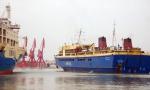琼州海峡抗风等级达到8级的客滚船2日10时恢复通航