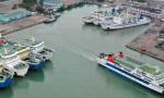 琼州海峡20时起全线恢复通航