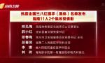 抗疫全国三八红旗手(集体)名单发布 海南11人2个集体受表彰