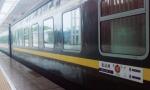 受台风影响 海南环岛高铁、市郊列车24日中午12点起全线停运
