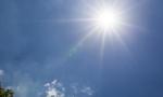 高温四级预警:12日海口临高等9个市县将出现37℃以上高温