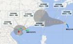 滚动丨海南继续发布台风四级预警 22日或有大暴雨