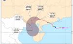 """滚动丨""""查帕卡""""23日将移入北部湾 22~24日海南有较强风雨天气"""