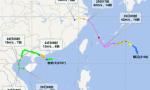 滚动丨海南继续发布台风四级预警!23日~27日海南有较强风雨天气