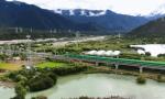 时政微视频丨瞰西藏铁路