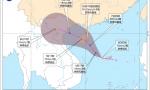 海南继续发布台风四级预警!