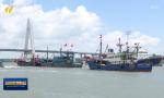 織密筑牢疫情防控網 海南:加強漁船漁港疫情防控工作 嚴格落實漁船進出港報告制度