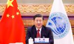 """与上合伙伴""""云会晤"""",习近平提出五点中国建议"""