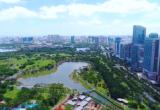海口:濕地與城市和諧共生