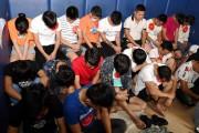 海南省公安机关抓获197名电信网络诈骗犯罪嫌疑人