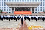 海南省公安機關掃黑除惡專項斗爭清零攻堅戰役誓師大會舉行