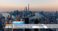 Xi Stated Hainan Free Trade Port Kicked off to a Good Start at Opening Ceremony of 3rd CIIE