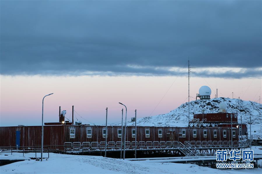 """(第35次南极科考·图文互动)(2)通讯:南极中山站成长记——记地球最南端的中国""""科学小镇"""""""