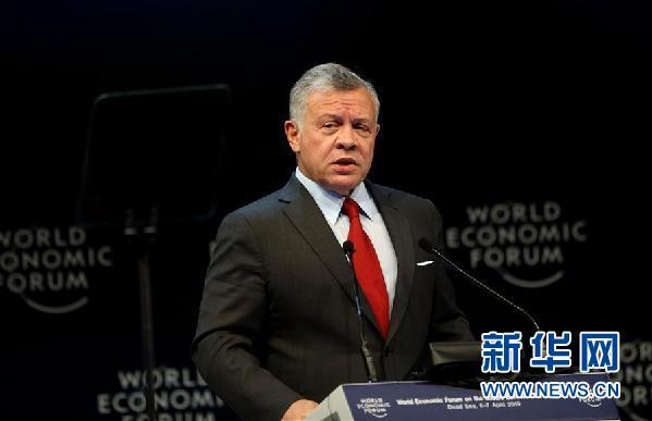 (國際)(1)世界經濟論壇中東北非峰會呼吁加強對話合作