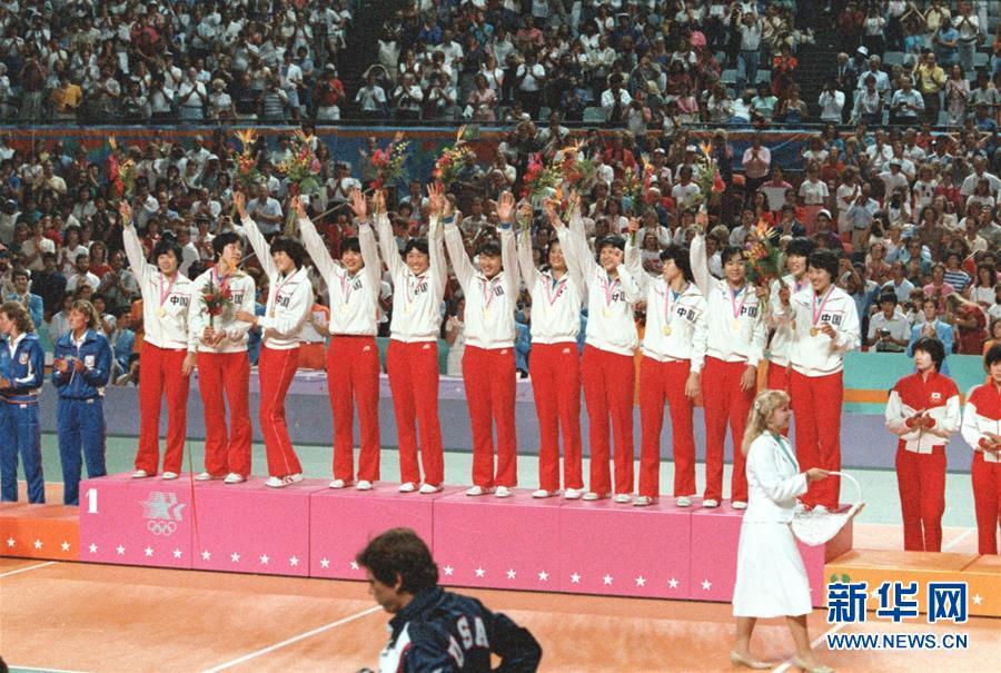 """(体育·专题)(6)建国70周年中国体育巨变纵览之一:""""夏奥""""和""""冬奥"""""""