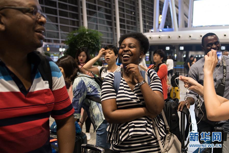(图文互动)(3)湖南首条直飞非洲定期航线正式开通
