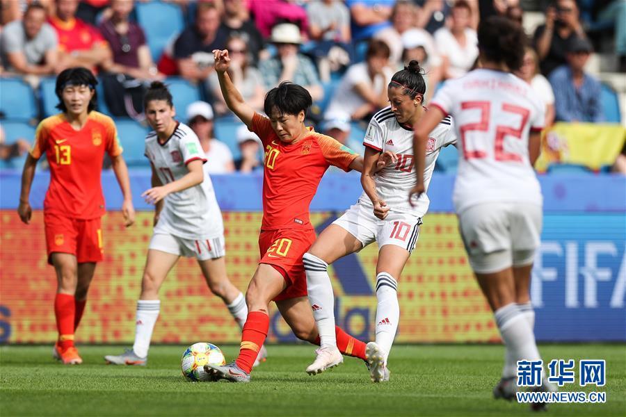 (女足世界杯)(4)足球——中國隊小組出線