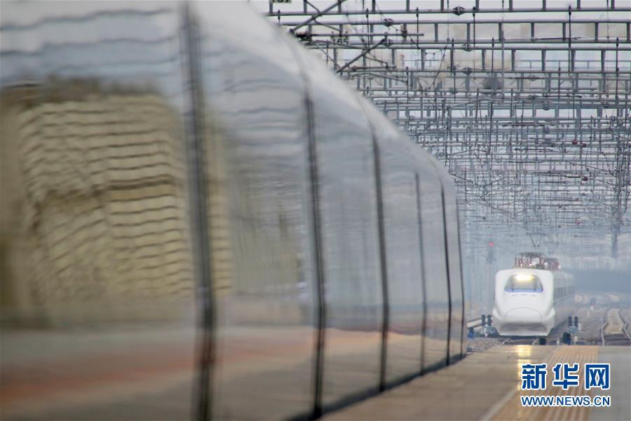 #(服务)(4)全国铁路7月10日起实施新的列车运行图
