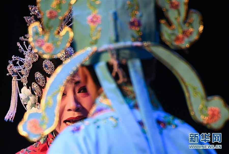 (文化)(5)江苏昆山:汇中国百戏 展戏曲新颜