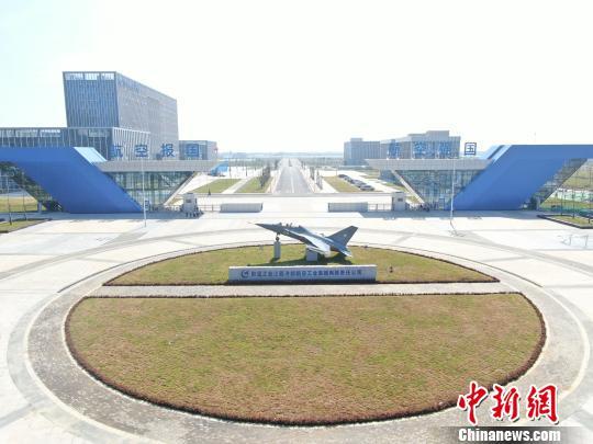 洪都航空工业集团隶属中国航空工业集团公司,创建于1951年,是新中国第一架飞机的诞生地。供图