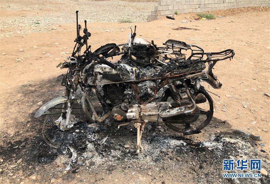 (国际)(2)伊拉克北部一球场遭迫击炮袭击致5死20伤
