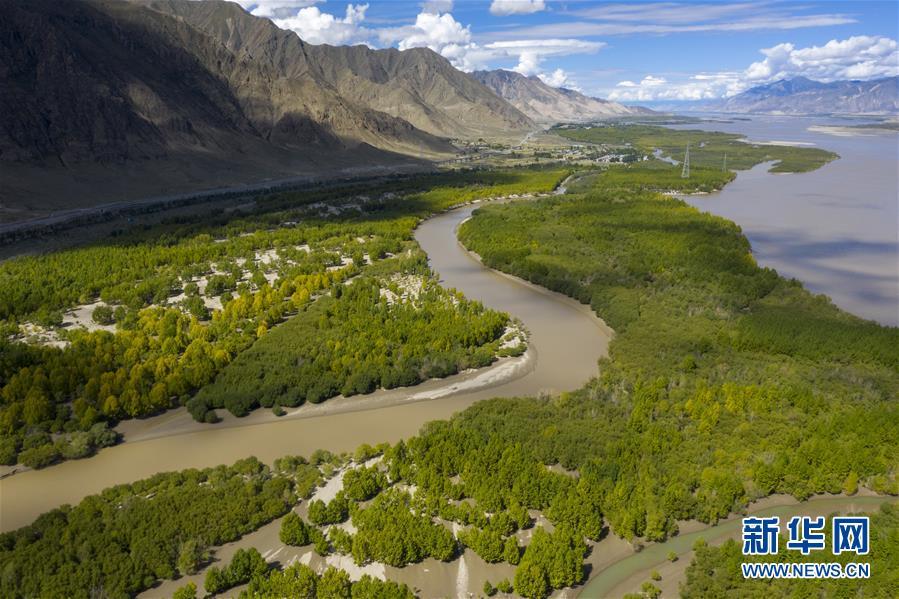 (决战决胜脱贫攻坚·图文互动)(1)荒漠变绿洲 穷乡变富地——雅鲁藏布江山南段40年造林治沙报告
