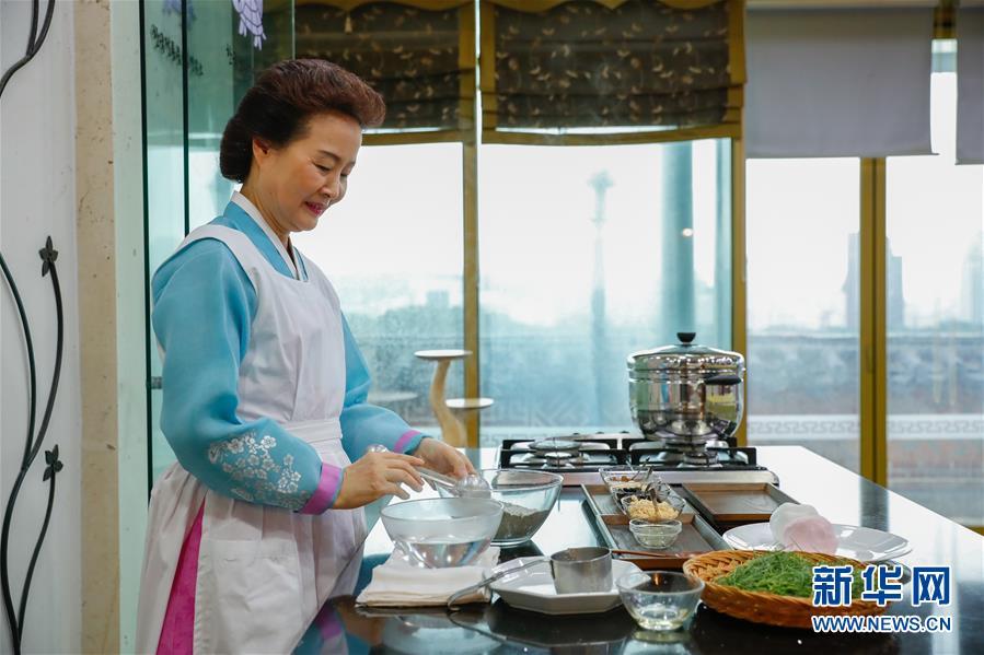 """(国际)(3)""""迎中秋""""世界各地传统糕点系列——韩国松饼和茶食"""