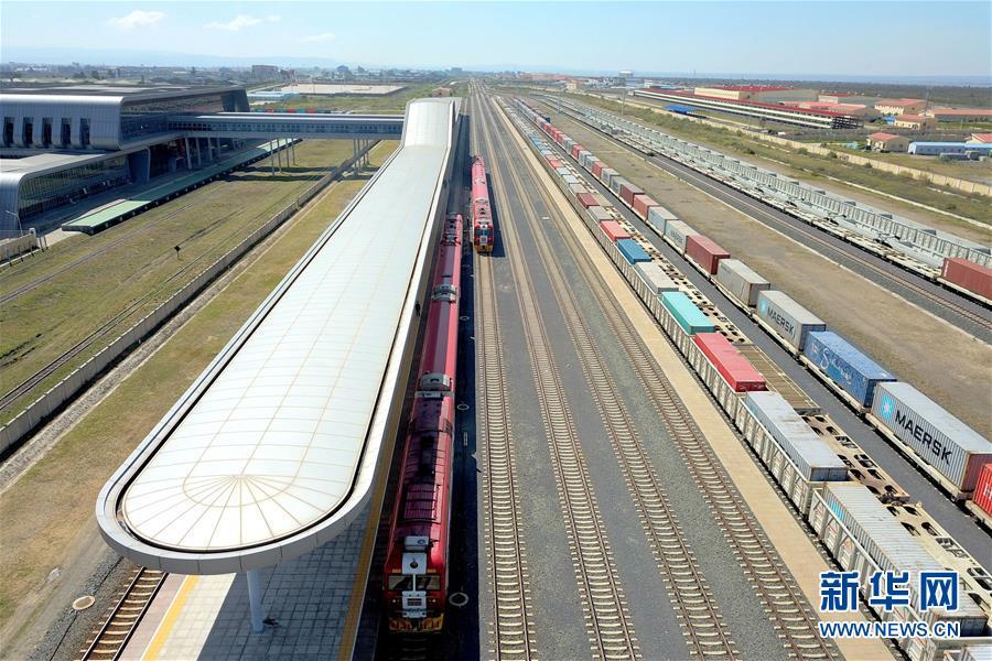 (国际)(1)中企承建的肯尼亚内马铁路一期通车