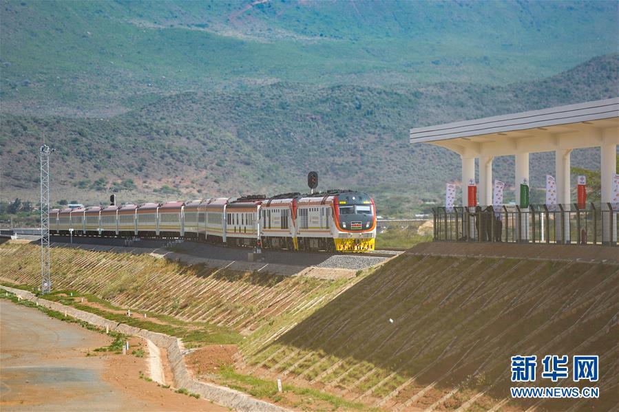 (国际)(3)中企承建的肯尼亚内马铁路一期通车