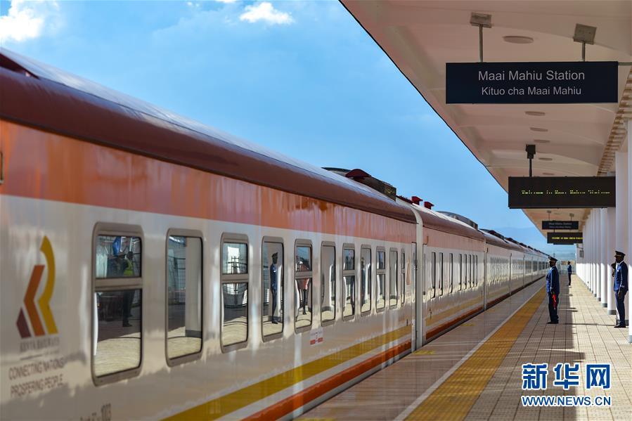 (国际)(6)中企承建的肯尼亚内马铁路一期通车