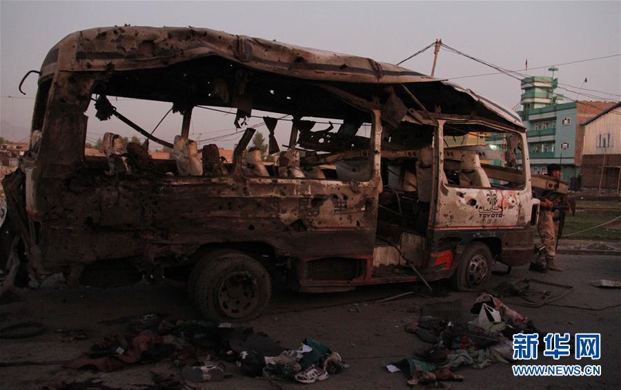(国际)(2)阿富汗东部炸弹袭击致死10人
