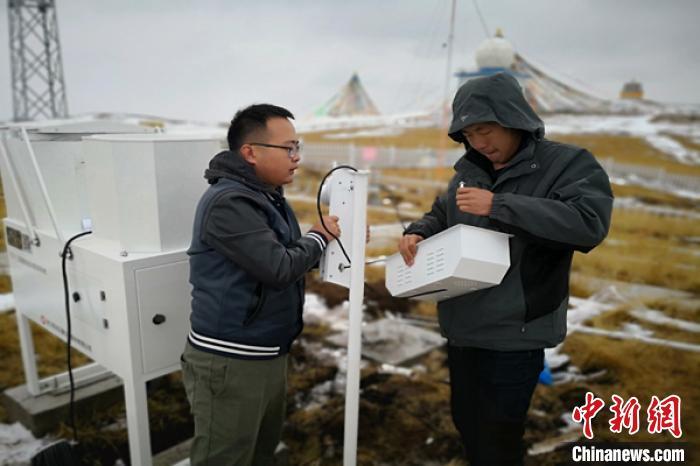 中國大氣本底基準觀象臺等7個I型酸雨自動觀測系統建設完成