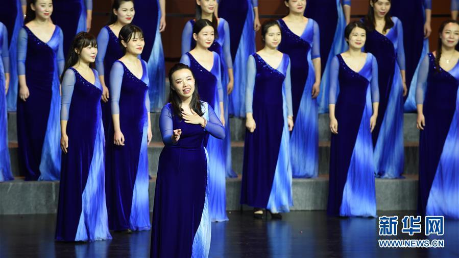 (文化)(2)第二届海南(21世纪海上丝绸之路)合唱节开幕