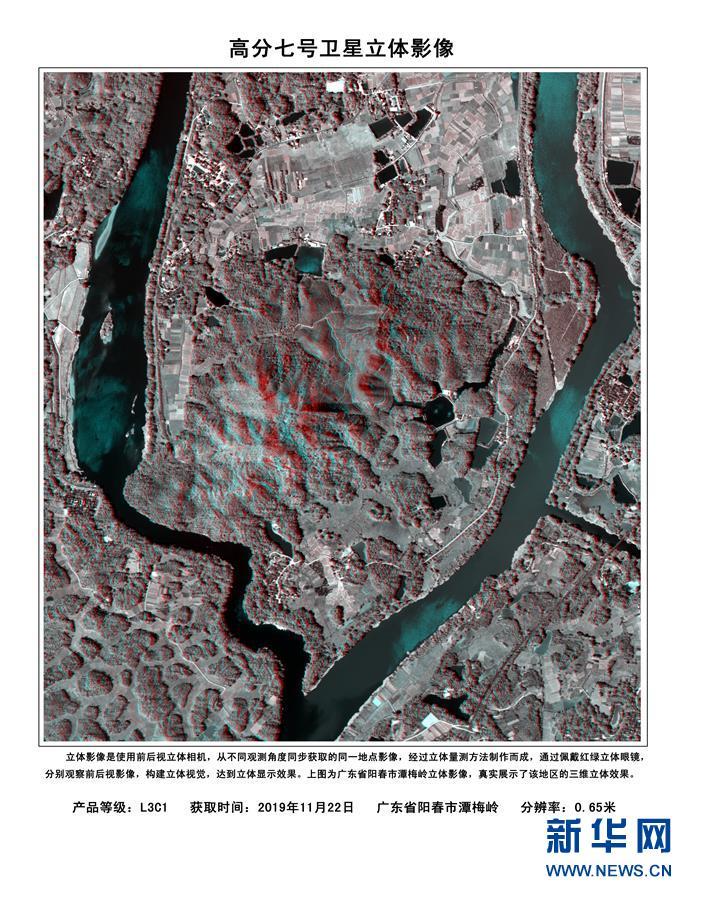 (图文互动)(2)高分七号卫星首批亚米级立体影像产品发布