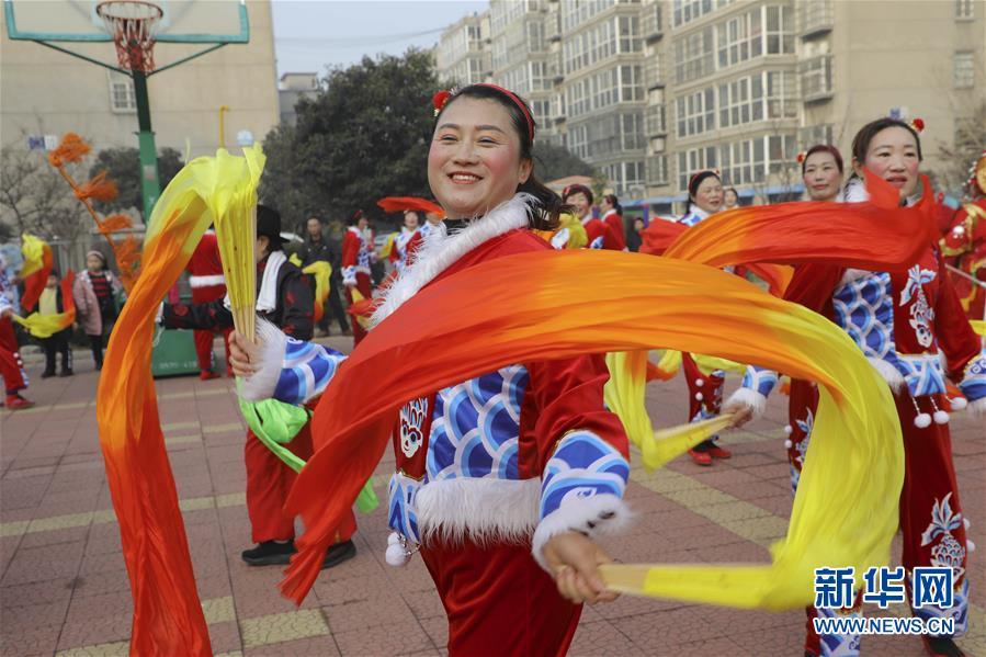 #(社会)(2)多彩民俗迎春节