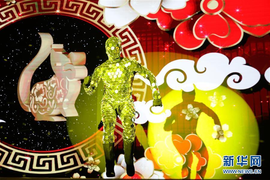 (XHDW)(3)2020年墨西哥华侨华人春节联欢晚会举行